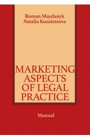 Marketing aspects of Legal Practice